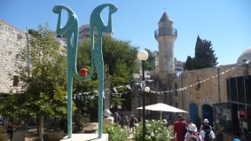 Safed Artist Quarter resized